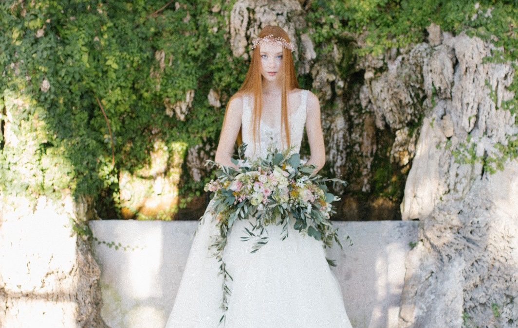 Styling e shooting service per bridal brand