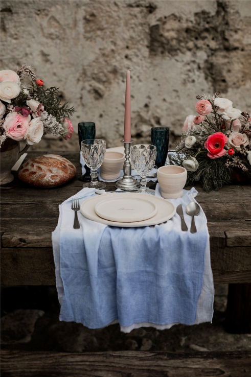 weddingtable matera