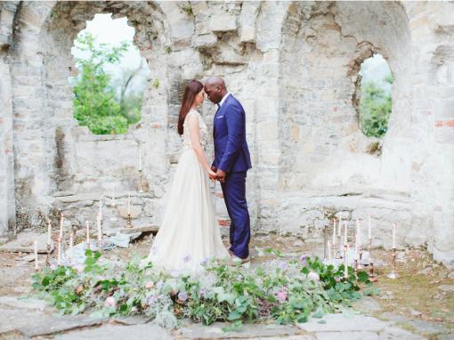 Wedding Mei and Colin Isola Comocina
