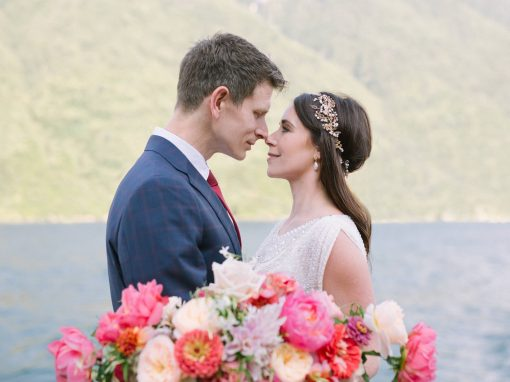 Elopement at Lake Como
