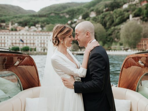 Wedding at Lake Como