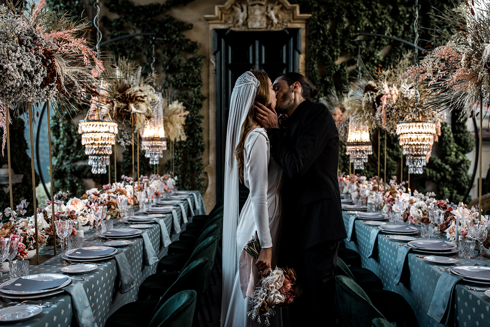 Elegant wedding at Villa del Balbianello